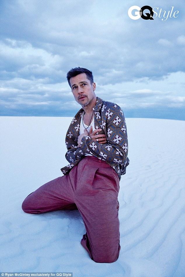 """Nghịch lý hậu ly hôn, Brad Pitt phải chăng đã là """"cỏ rác""""? - 9"""