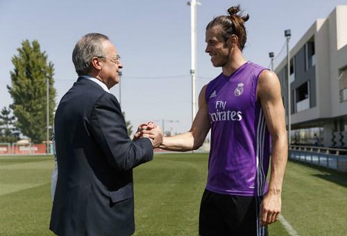 """Độc kế """"Bố già"""" Real: Chiều Bale để Ronaldo thăng hoa - 1"""