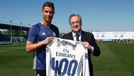 """Độc kế """"Bố già"""" Real: Chiều Bale để Ronaldo thăng hoa - 2"""
