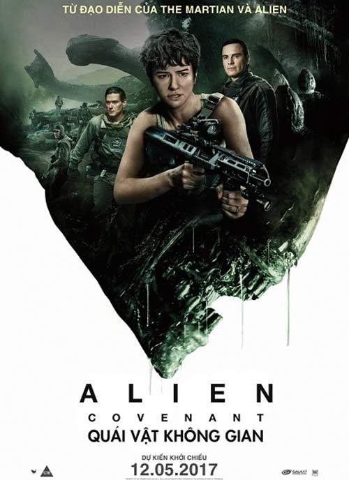 """Phim rạp tháng 5: Vũ khí, quái vật """"tung hoành"""" màn ảnh - 5"""