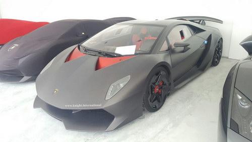 Lamborghini Sesto Elemento rao giá 59 tỷ đồng - 1