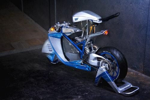 Ngắm Ducati 848 Neo-Racer độ cực ngầu chưa từng có - 4