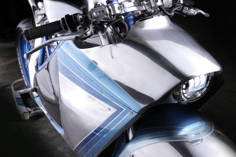 Ngắm Ducati 848 Neo-Racer độ cực ngầu chưa từng có - 6