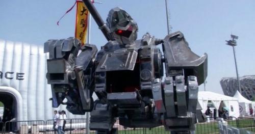 """Trung Quốc tung robot chiến đấu """"Monkey King"""", thách thức robot của Mỹ - 1"""