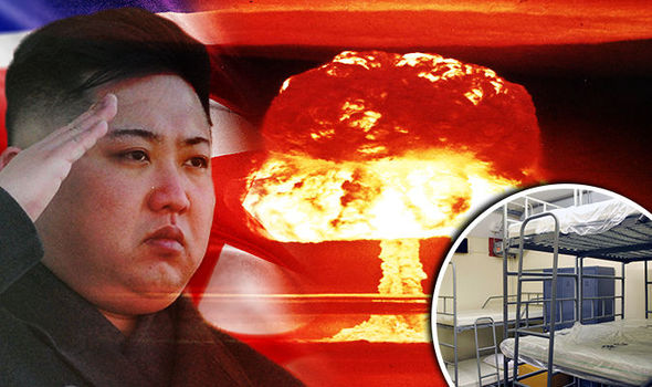 Hầm chống bom hạt nhân đắt hàng ở Mỹ vì Triều Tiên - 1