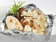 Sức khỏe đời sống - Dùng giấy bạc bọc thực phẩm có gây hại cho sức khỏe?