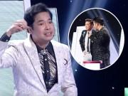 Ca nhạc - MTV - Ngọc Sơn bực dọc Quang Lê, dọa không nhận xét trên ghế nóng