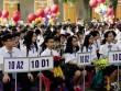 Căng thẳng suất vào lớp 10 trường công ở Hà Nội