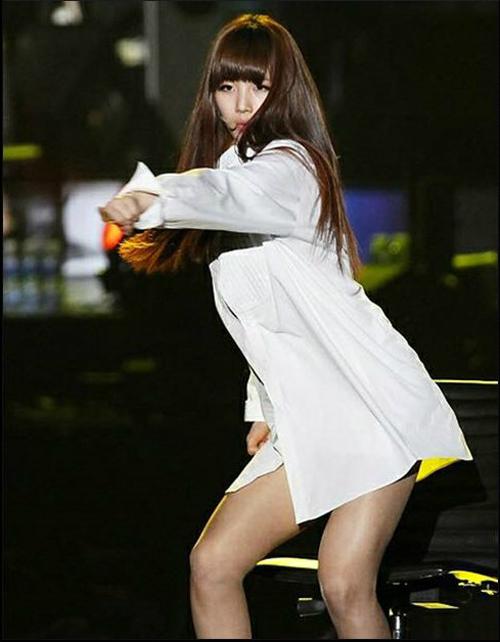 Bạn gái Lee Min Ho khiến fan nóng mắt vì quá gợi tình - 10