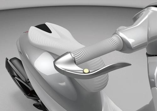 """Yamaha trình làng xe ý tưởng GLORIOUS """"cực độc"""" - 2"""