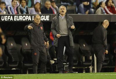 "Chi tiết Celta Vigo - MU: ""Cú đấm"" hạng nặng (KT) - 8"