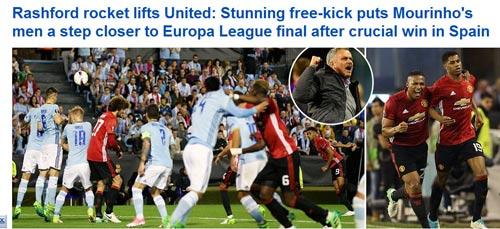 Rashford gánh đội, fan MU ảo tưởng trên trình Messi - 2