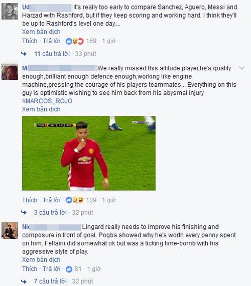 Rashford gánh đội, fan MU ảo tưởng trên trình Messi - 5