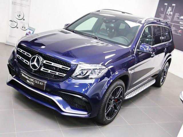 Mercedes-AMG GLS63 giá 12 tỷ đồng tại Việt Nam - 1