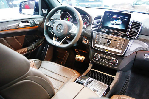 Mercedes-AMG GLS63 giá 12 tỷ đồng tại Việt Nam - 2