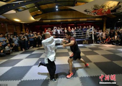 Cao thủ MMA thách đấu võ lâm, Hiệp hội võ thuật Trung Quốc lên tiếng - 1