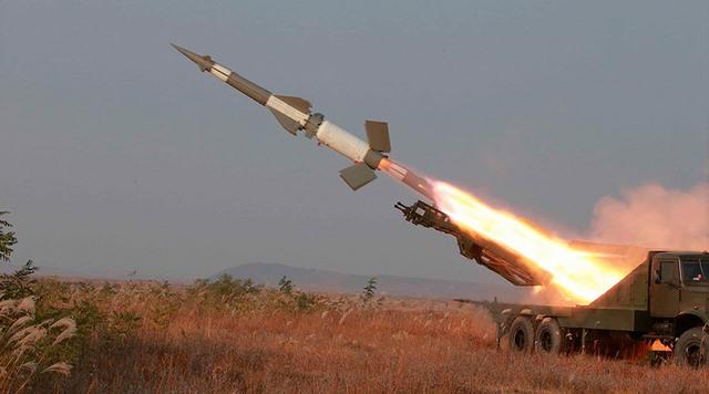 Tên lửa Triều Tiên nổ trên không: Có thực sự đáng sợ? - 2