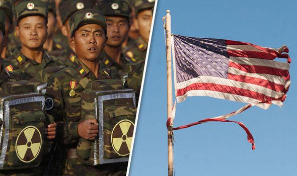 Triều Tiên cùng lúc dọa hủy diệt Mỹ, Nhật và Hàn Quốc - 1