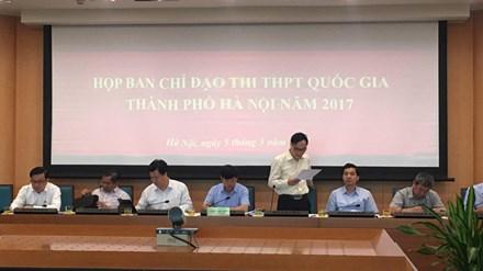Thi THPT Quốc gia tại Hà Nội: Đại học Bách khoa sẽ in sao đề - 1