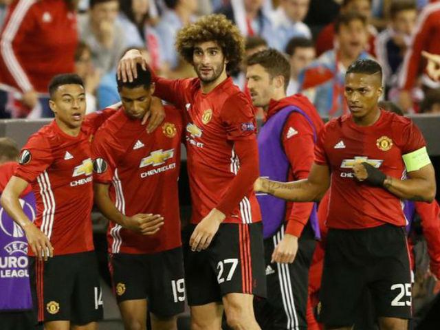 MU – Mourinho gánh cả nước Anh, Real & Barca