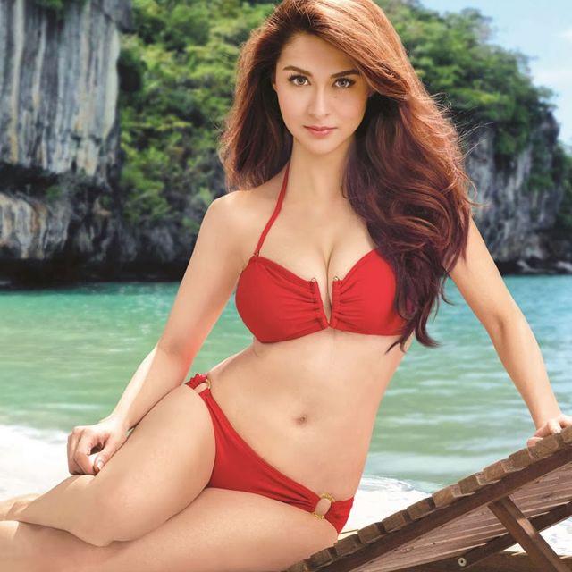 Mỹ nữ được tổng thống Philippines cưng nhất mặc bikini đẹp như vẽ - 1