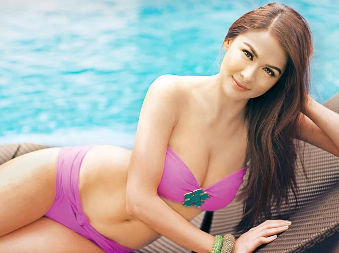 Mỹ nữ được tổng thống Philippines cưng nhất mặc bikini đẹp như vẽ - 5