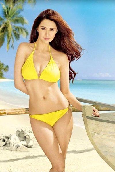 Mỹ nữ được tổng thống Philippines cưng nhất mặc bikini đẹp như vẽ - 6