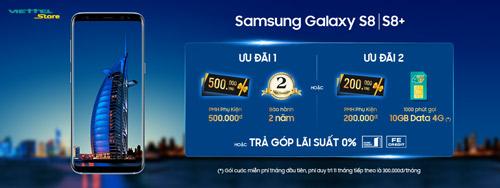 Không khí ngày đầu tiên mở bán Samsung Galaxy S8/S8+ tại Viettel Store - 6