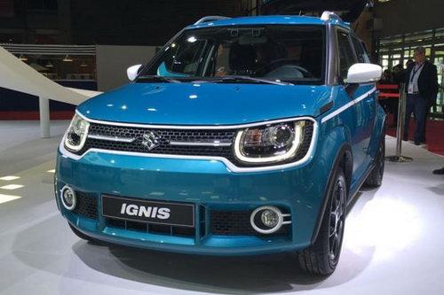 Xe giá rẻ Suzuki Ignis 238 triệu đồng có gì đặc sắc? - 1