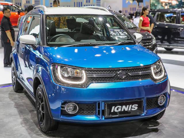 Xe giá rẻ Suzuki Ignis 238 triệu đồng có gì đặc sắc? - 5
