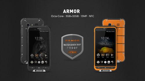 Smartphone Armor Nhật không sợ nước, không sợ rơi - 1