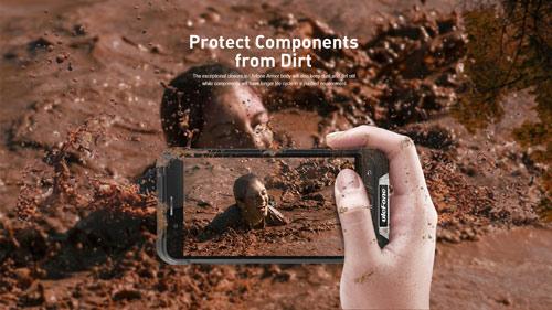 Smartphone Armor Nhật không sợ nước, không sợ rơi - 4