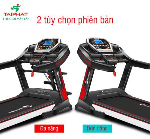Nâng cấp loạt sản phẩm mới, Tech Fitness thống trị thị trường máy chạy bộ - 1