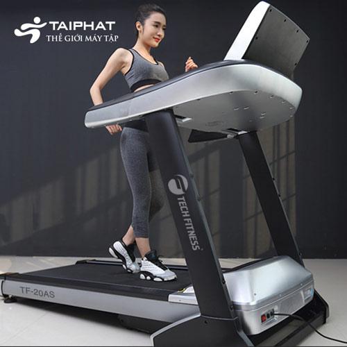Nâng cấp loạt sản phẩm mới, Tech Fitness thống trị thị trường máy chạy bộ - 3