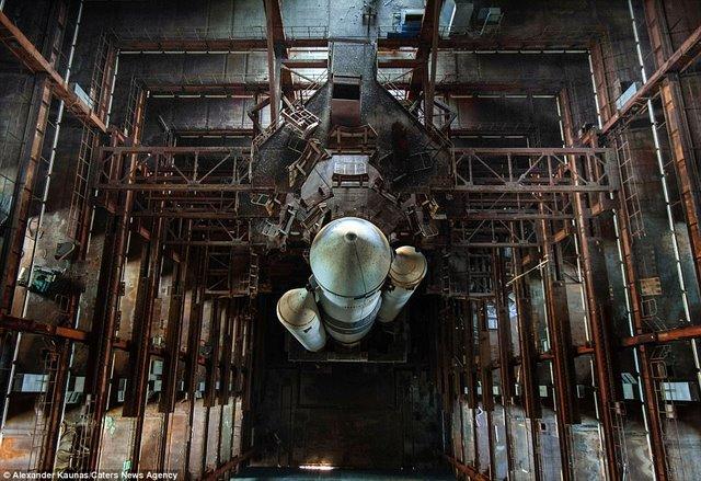 """2 tàu vũ trụ """"ma"""" của Nga bị quên lãng hơn 20 năm - 6"""