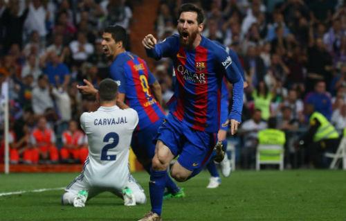 """Ronaldo - Real bắt nạt đội """"nhỏ"""": Barca - Messi mơ cũng không được - 1"""