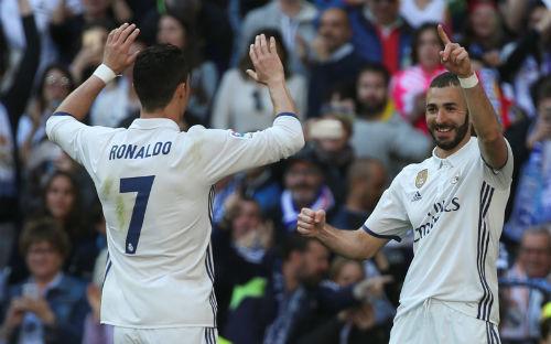 """Ronaldo - Real bắt nạt đội """"nhỏ"""": Barca - Messi mơ cũng không được - 2"""