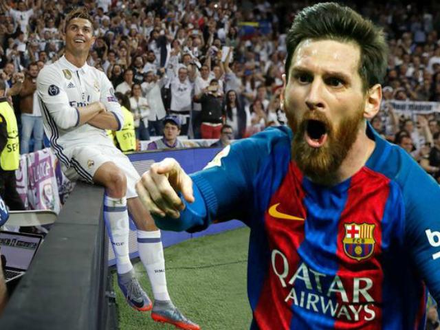 Ronaldo - Real bắt nạt đội