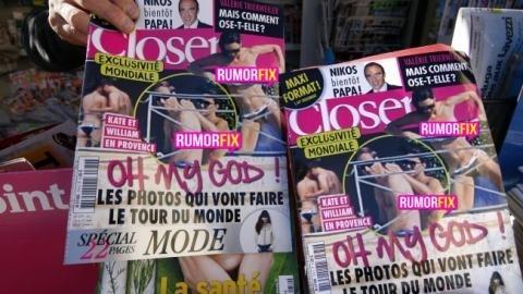 Tung ảnh ngực trần Công nương Kate, báo Pháp bị phạt 36 tỉ - 4