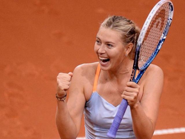 Madrid Open: Nơi Sharapova sẽ xóa sạch