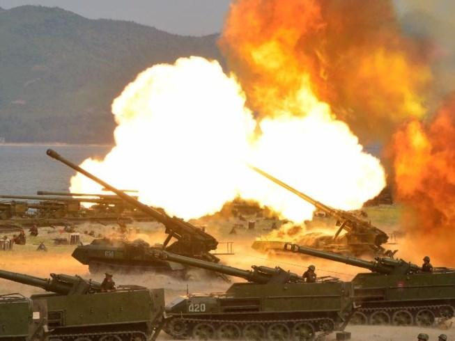 TQ chính là lý do Triều Tiên không thể tấn công HQ? - 2