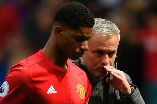 """Mourinho """"làm mới"""" áo số 10: Rashford """"phế truất"""" Rooney - 1"""