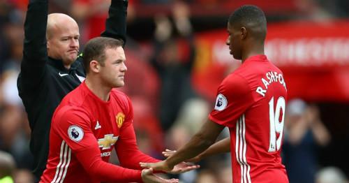 """Mourinho """"làm mới"""" áo số 10: Rashford """"phế truất"""" Rooney - 2"""