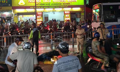 Học sinh lớp 12 tử vong trong cơn mưa chiều ở Sài Gòn - 1