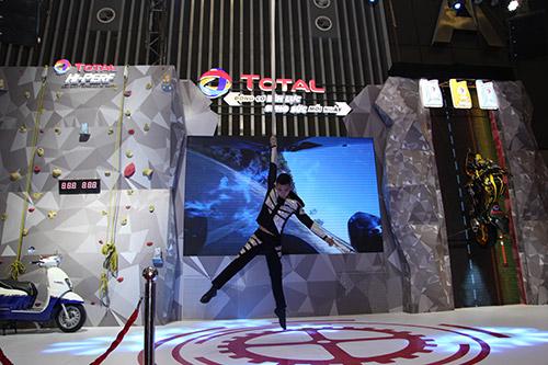 """Độc đáo màn trình diễn """"Bền lực và sung sức"""" ấn tượng của Total tại VMCS 2017 - 3"""