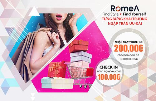 """RomeA – """"cơn gió lạ"""" của ngành bán lẻ đem lại trải nghiệm chưa từng có - 4"""
