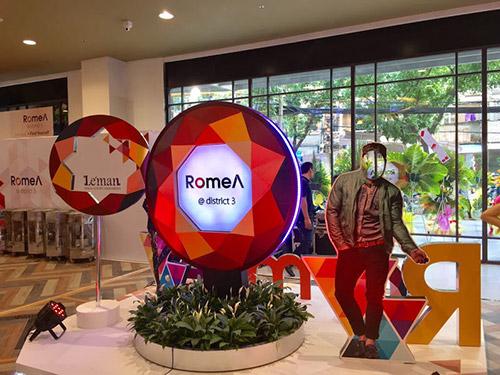 """RomeA – """"cơn gió lạ"""" của ngành bán lẻ đem lại trải nghiệm chưa từng có - 2"""