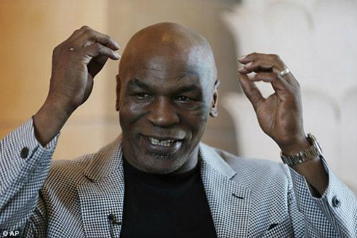 """Mike Tyson: """"Kẻ hủy diệt"""" xếp trật tự mới cho boxing - 2"""