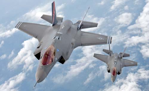 Cách duy nhất giúp tiêm kích F-35 Mỹ đả bại Su-35 Nga - 1