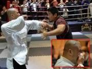 Thể thao - Chấn động MMA: Võ Trung Quốc bị sỉ nhục bởi nhân viên massage